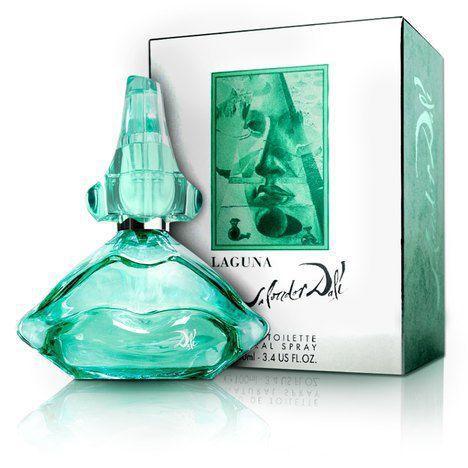 Perfume Laguna Feminino EDT- Salvador Dali: Best Summer Night colognes for women under $100