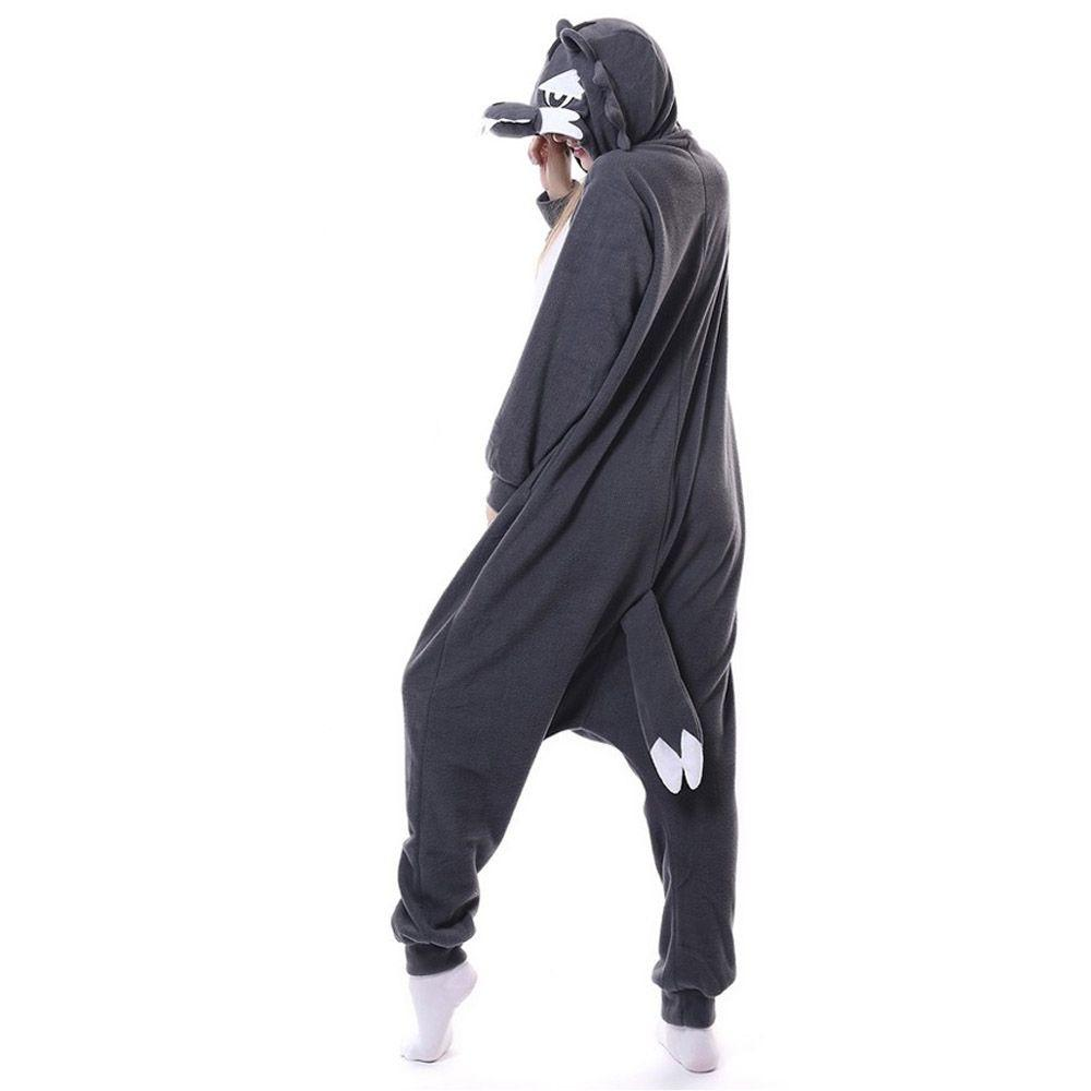 e6fa46bf Pijama Kigurumi Lobo - Fantasia de unicórnio R$ 159,90 à vista. Adicionar à  sacola