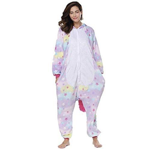 779dfd24 Pijama Kigurumi Unicórnio Estrelinha - Fantasia de unicórnio R$ 159,90 à  vista. Adicionar à sacola