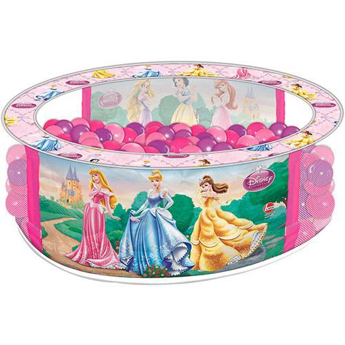 Piscina de bolinhas infantil princesas disney 2090 lider lider brinquedos playground - Piscina de bolas para bebes ...