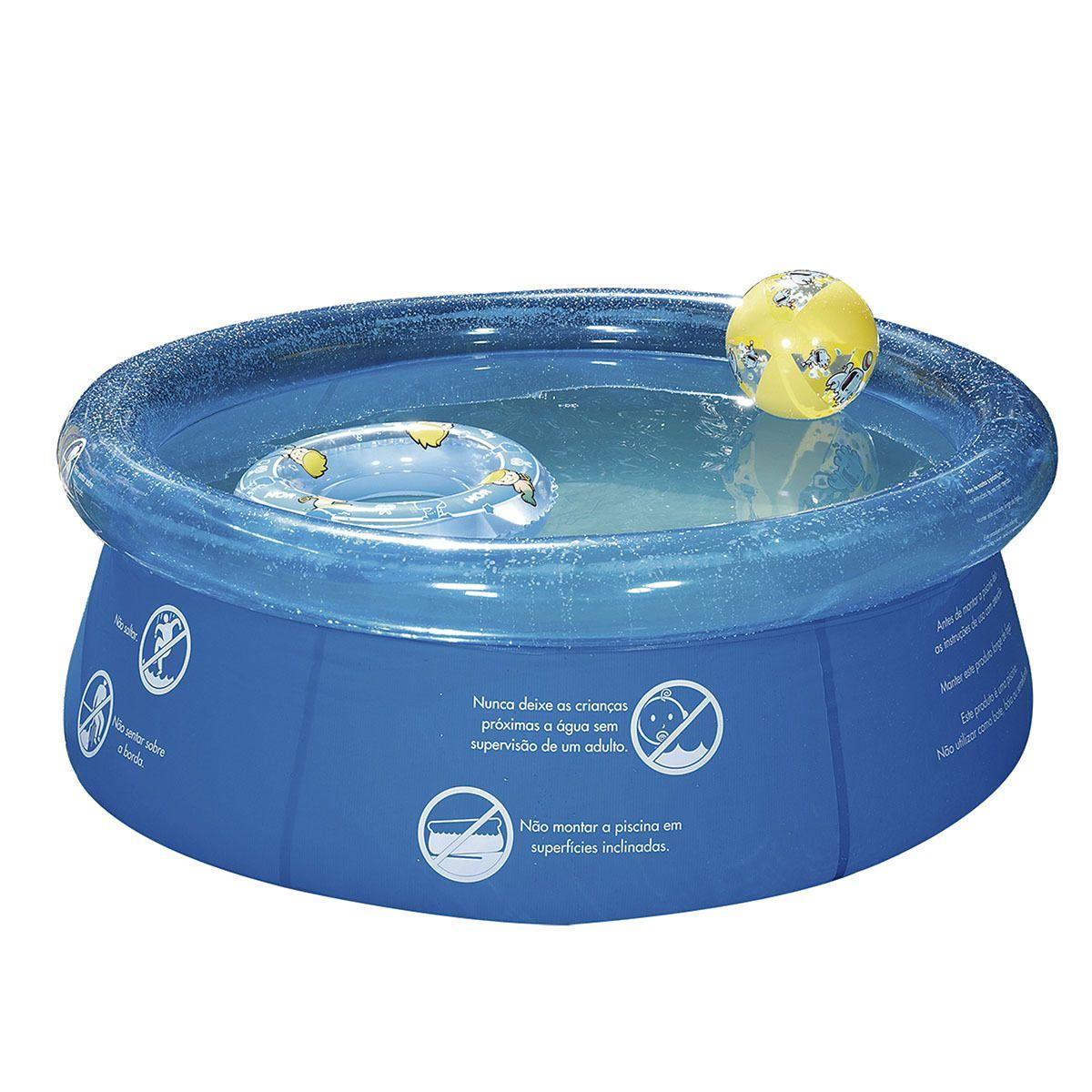 Piscina infantil 1000 litros splash fun mor piscina for Piscina 1000 litros