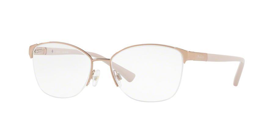 835c7f07c2164 Platini P91169 E721 Rosa Polido Lente Tam 53 - Óculos de grau ...