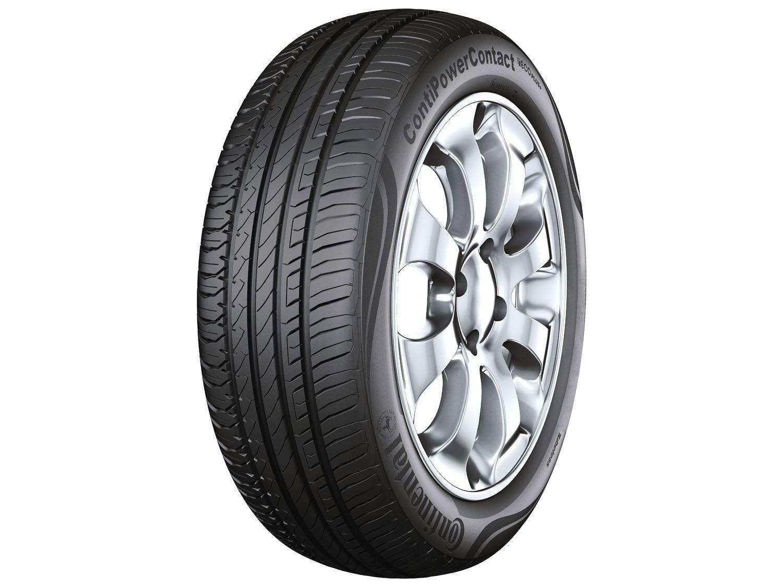 pneu aro 15 continental 195 65r15 contipowercontact 91h pneus carros aro 15 magazine luiza. Black Bedroom Furniture Sets. Home Design Ideas