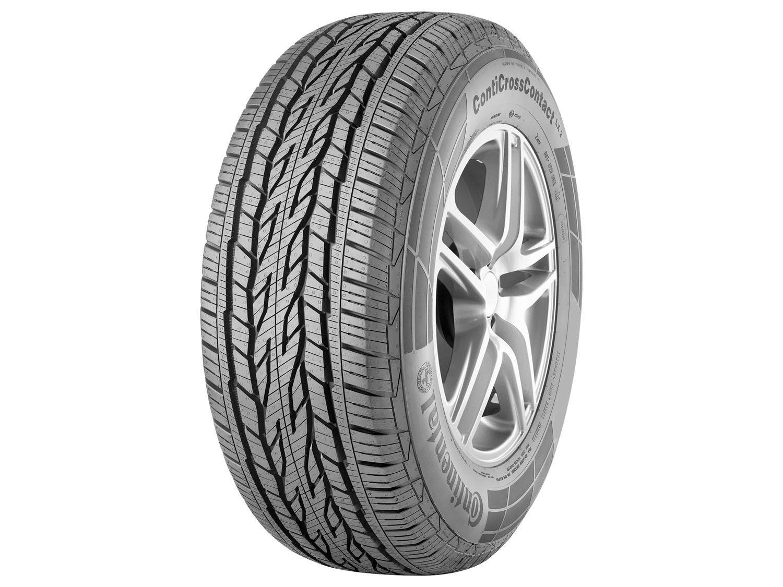 pneu aro 16 continental 235 70r16 crosscontact lx2 106h pneus carros aro 16 magazine luiza. Black Bedroom Furniture Sets. Home Design Ideas