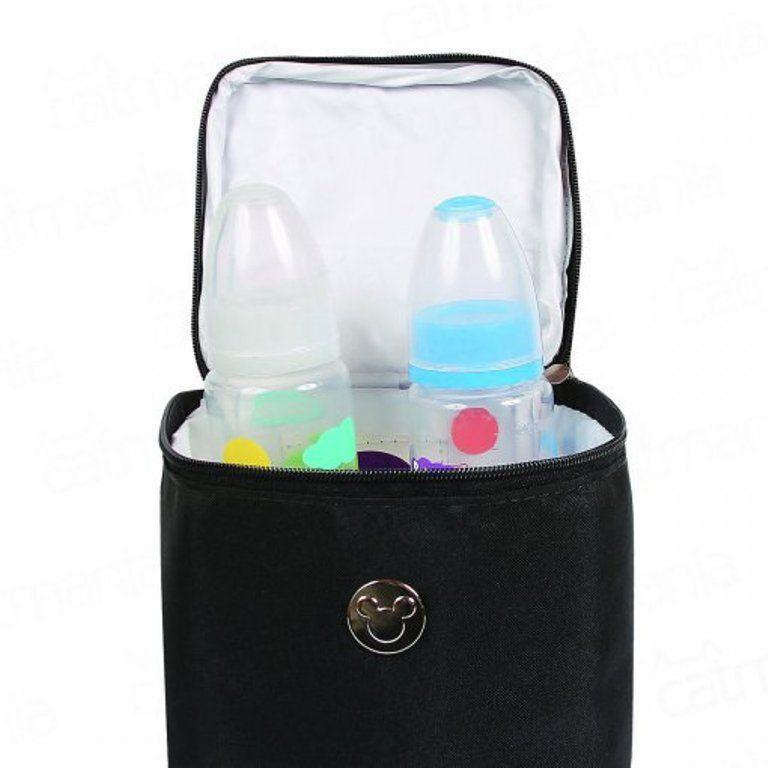 Porta mamadeira térmica mickey disney - Baby go R  58,88 à vista. Adicionar  à sacola f35c9bd2b81