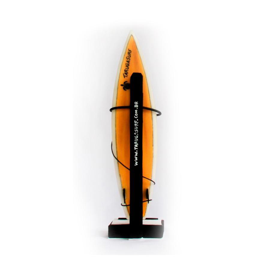 596a728c7 Prancha de Surf em Miniatura madeira - Marrom - 25cm - Taruga surf R   148