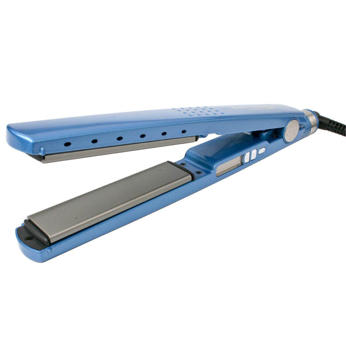 9c78a9d93 Prancha Nano Titanium 450F Importada - Ideal para progressivas - Lojascast R$  189,98 à vista. Adicionar à sacola