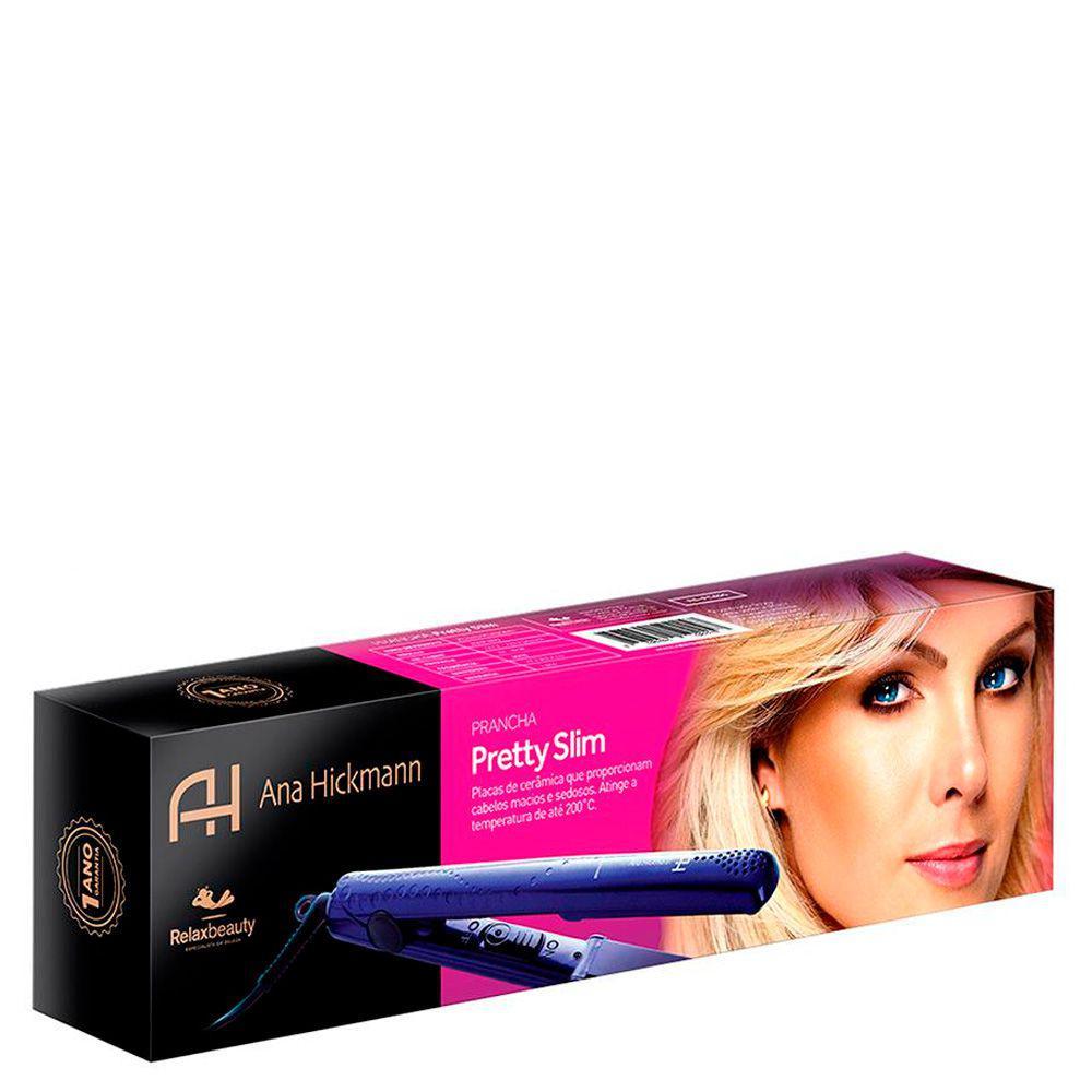 Prancha Pretty Slim Ana Hickmann Relaxbeauty Produto não disponível a5e01152a9