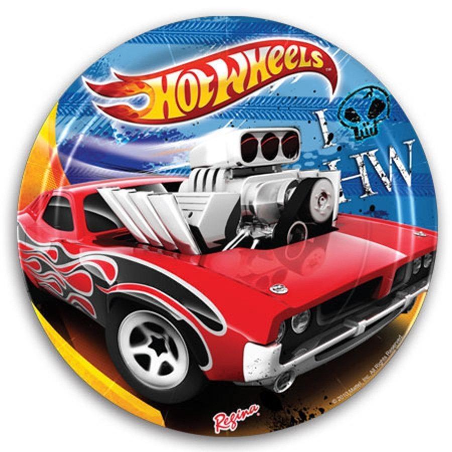 Hotwheels Cake Topper