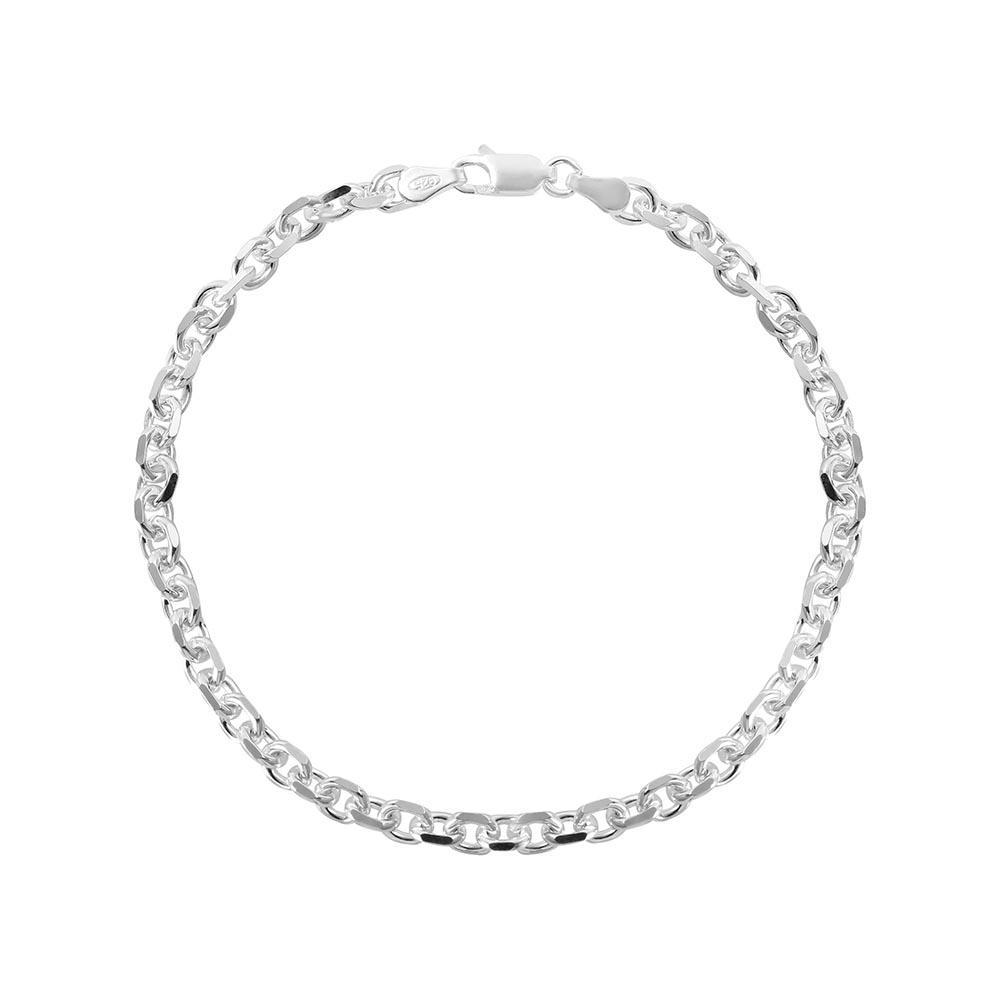 f53c477a4fb Pulseira em Prata Cartier 21cm - Rosana joias - Joia e Bijuteria ...