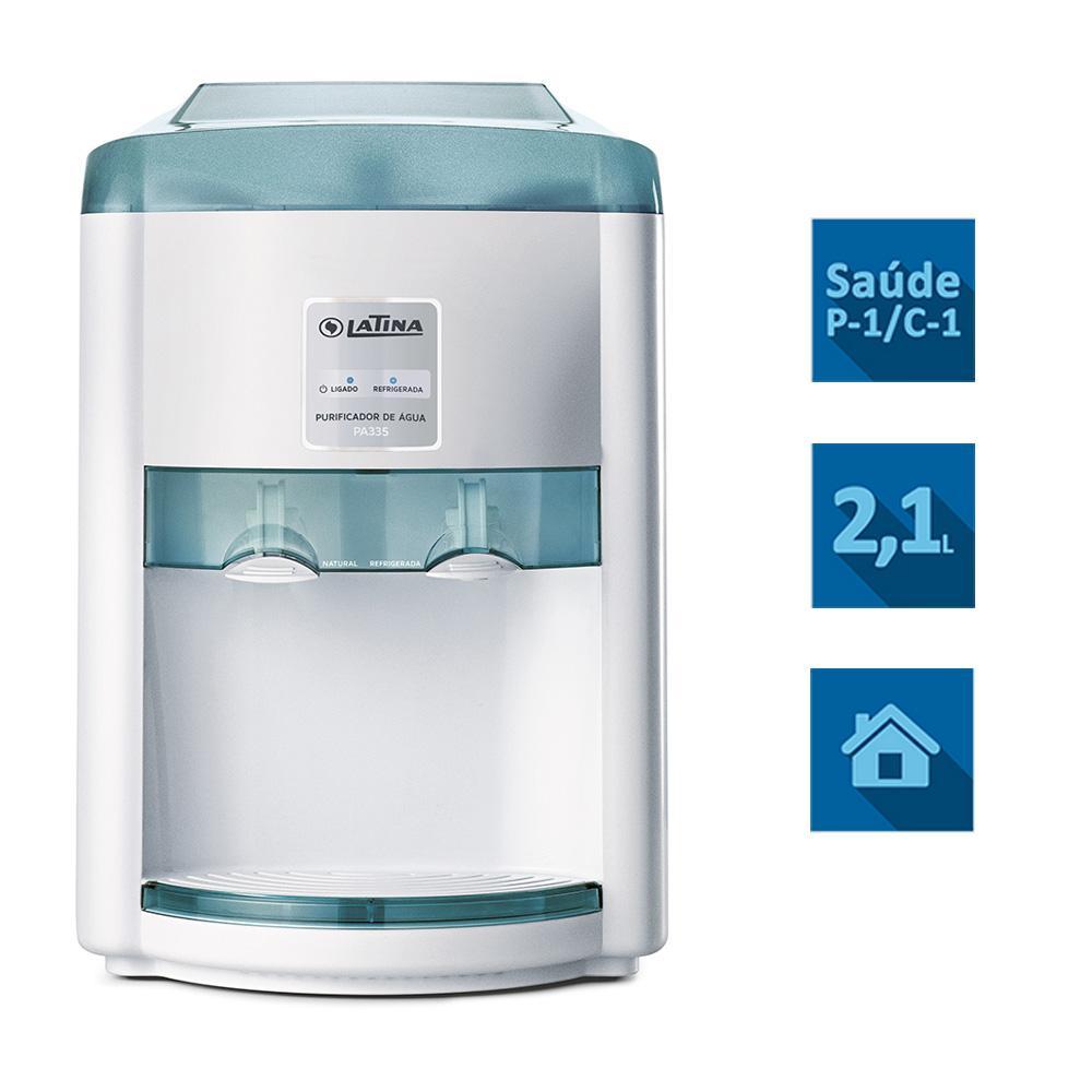573c2b1fdb2 Purificador de Água Refrigerado PA335 Verde Latina Produto não disponível