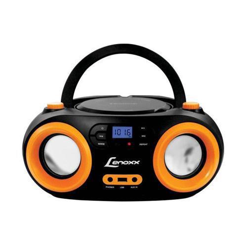 Rádio Fm Estéreo Com Cd, Mp3 Player, Usb, Bluetooth E