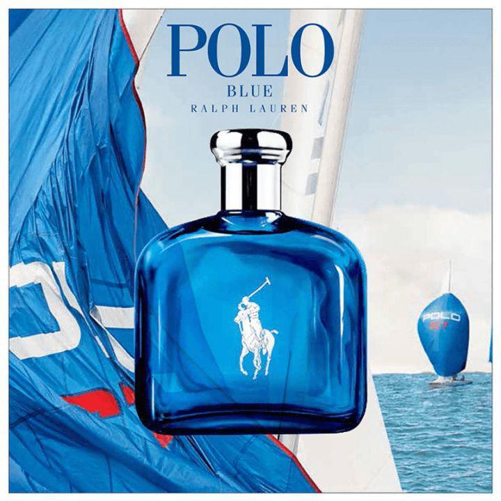 c7e6d85ca Ralph Lauren Polo Blue Eau de Toilette Perfume Masculino - Perfume ...