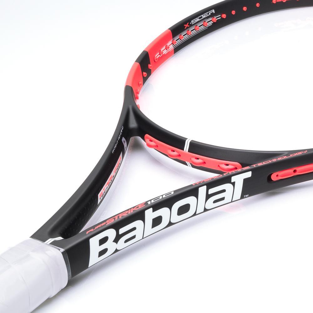 709ab4b08 Raquete de Tênis Babolat Pure Strike 100 - 16x19 Produto não disponível