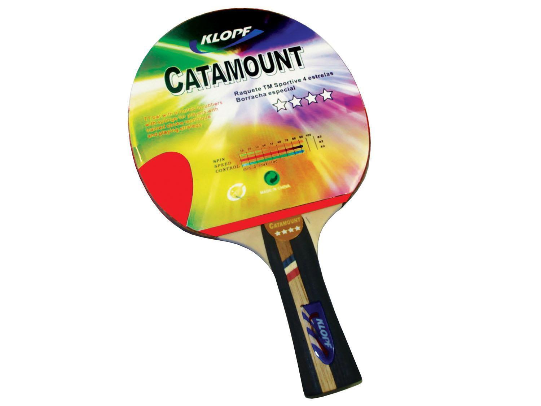 64b2e08c2 Raquete de Tênis de Mesa Klopf - 35016 - Raquete de Tênis - Magazine ...