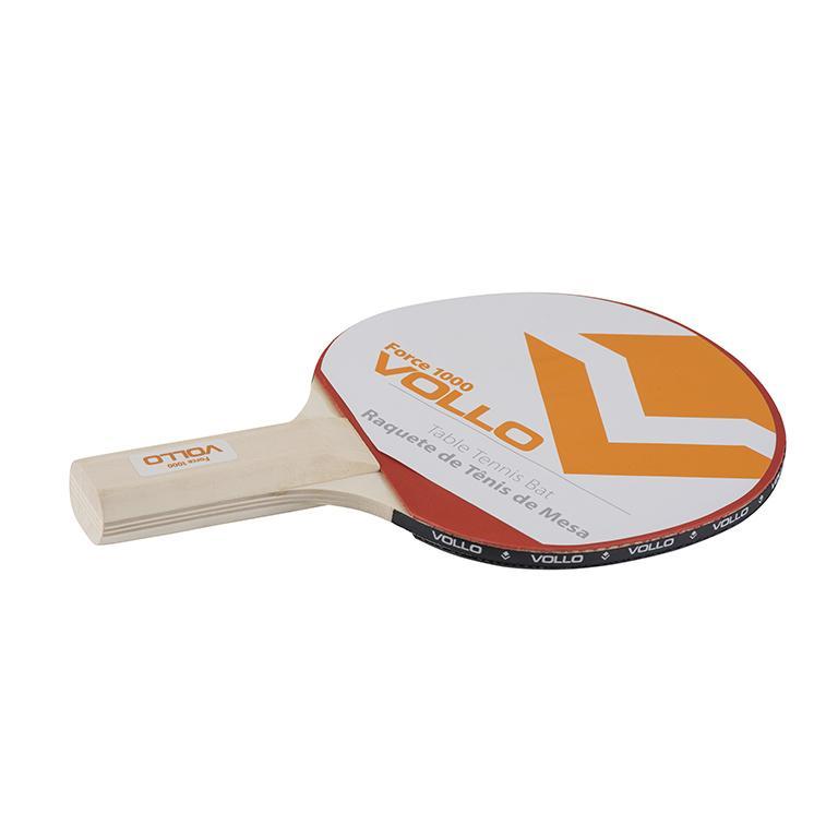 Raquete Tenis de Mesa Force 1000 VT601 Vollo - Vollo sports R  17 8859a0383604e