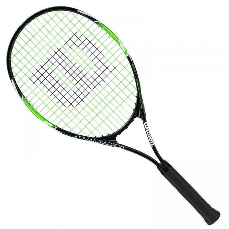 696f0d1ec Raquete Tenis Wilson Advantage XL - Raquete de Tênis - Magazine Luiza