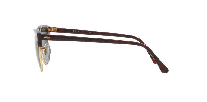 a96e3330ae Ray-Ban Clubmaster Classic RB3016 W0366 Tartaruga Lente Verde Escuro G15  Tam 49 R  399
