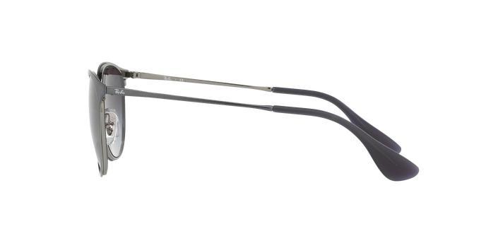 27ad9320c Ray-Ban Erika Metal RB3539 192/8G Cinza Lente Cinza Degradê Tam 54 Produto  não disponível