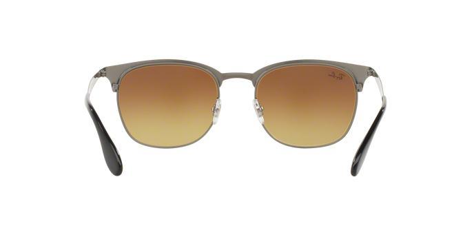 3bf1dfd635 Ray-Ban RB3538 188 13 Marrom Lente Marrom Degradê Tam 53 - Óculos de ...