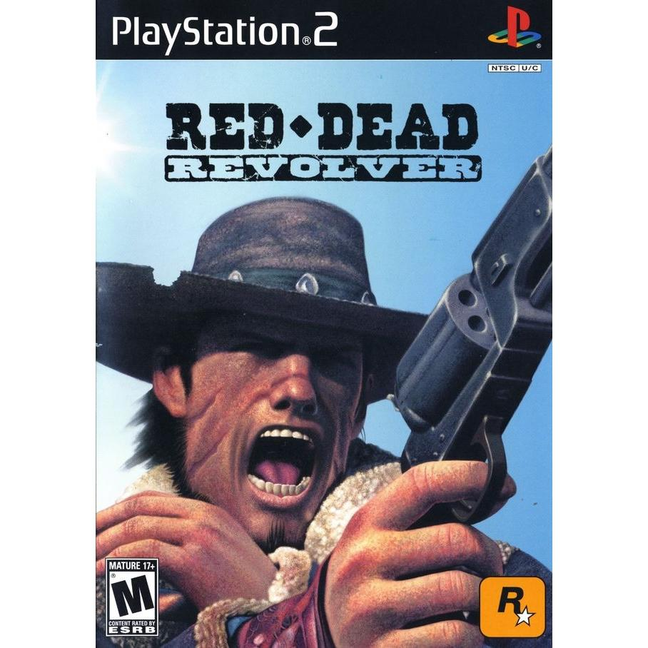 Red dead revolver - ps2 - Sony - Playstation 2 (PS2) - Magazine Luiza