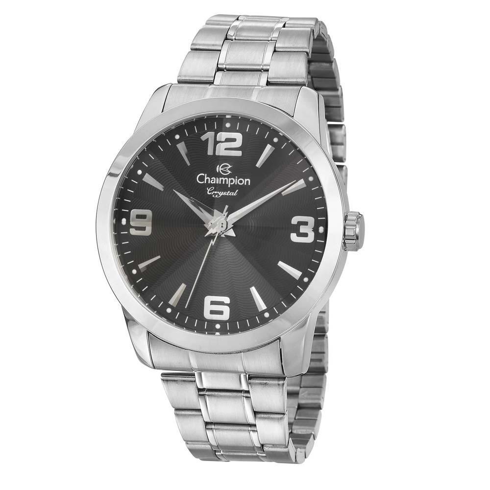 f5fc7329462 Relógio analógico feminino champion prateado cn27170t - Produto não  disponível