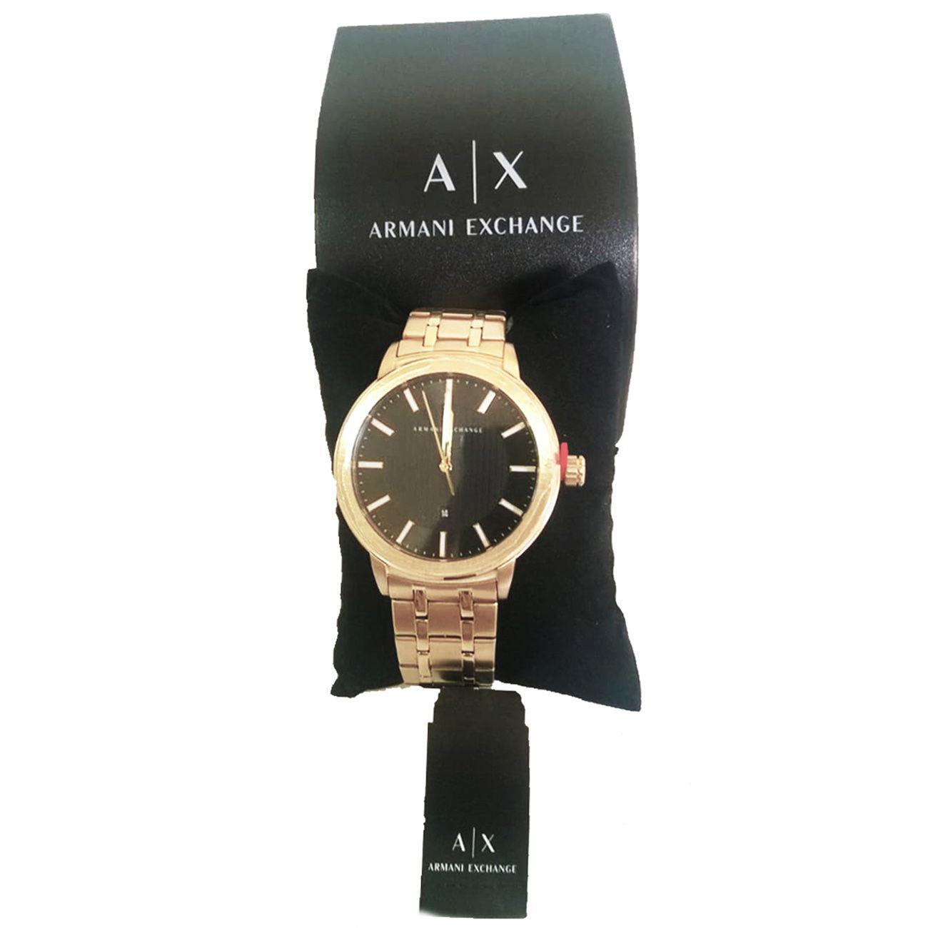 af16bbef5ea7f Relógio Armani Exchange AX14564PN Dourado R  699,90 à vista. Adicionar à  sacola