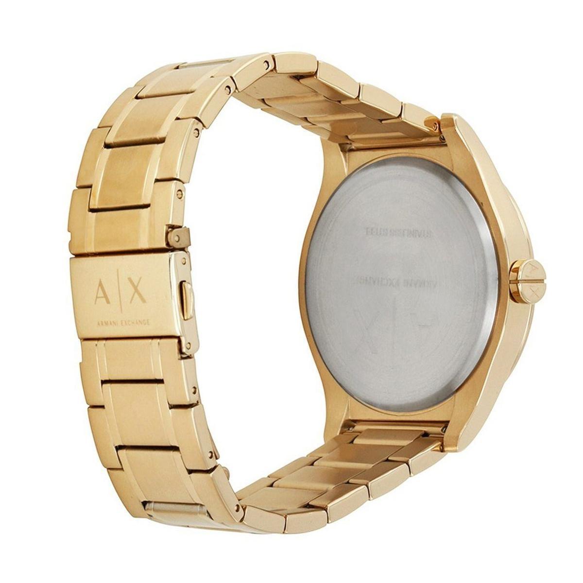 140e0d8f879 Relogio armani exchange masculino dourado ax2328 - Relógio Masculino ...