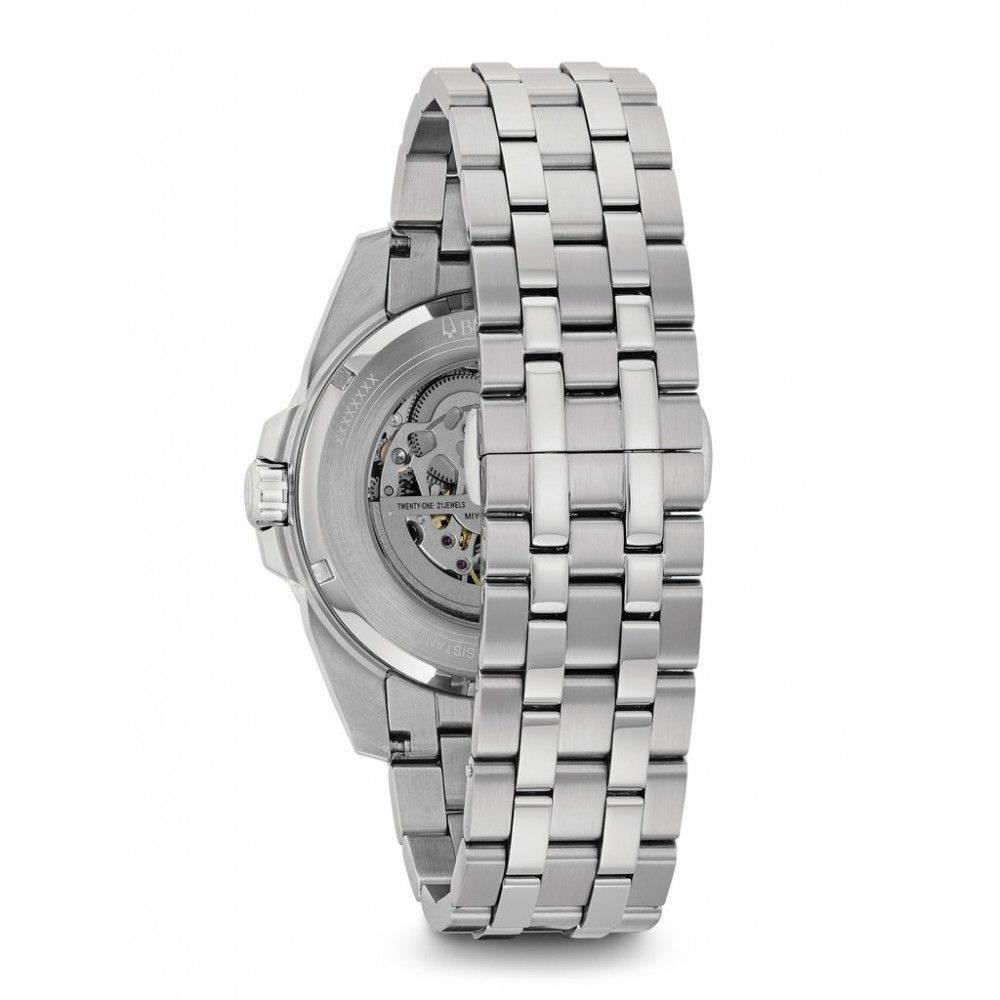 069c1c017d4 Relógio Bulova Automático Esqueleto WB31998F   96A187 R  2.039