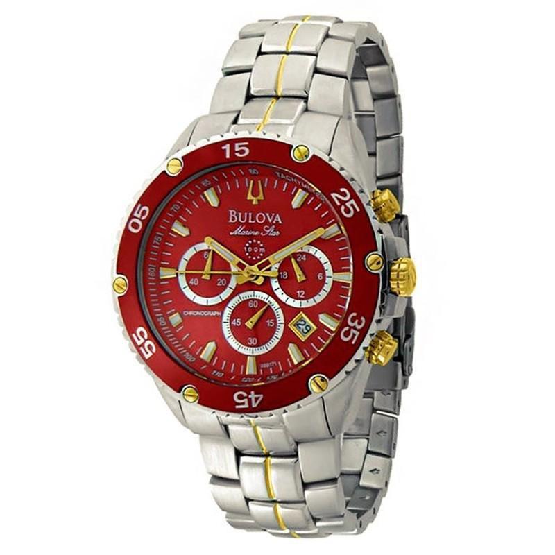 3c58237301d Relógio Bulova Masculino Marine Star - WB30686V - Magnum group Produto não  disponível