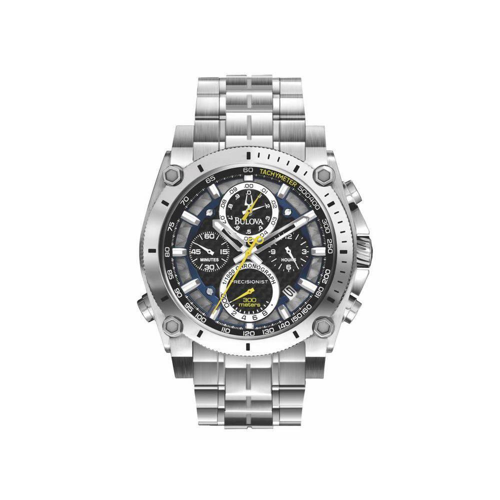 f075b143575 Relógio Bulova Precisionist 96b175   Wb31603t - Relógio Masculino ...