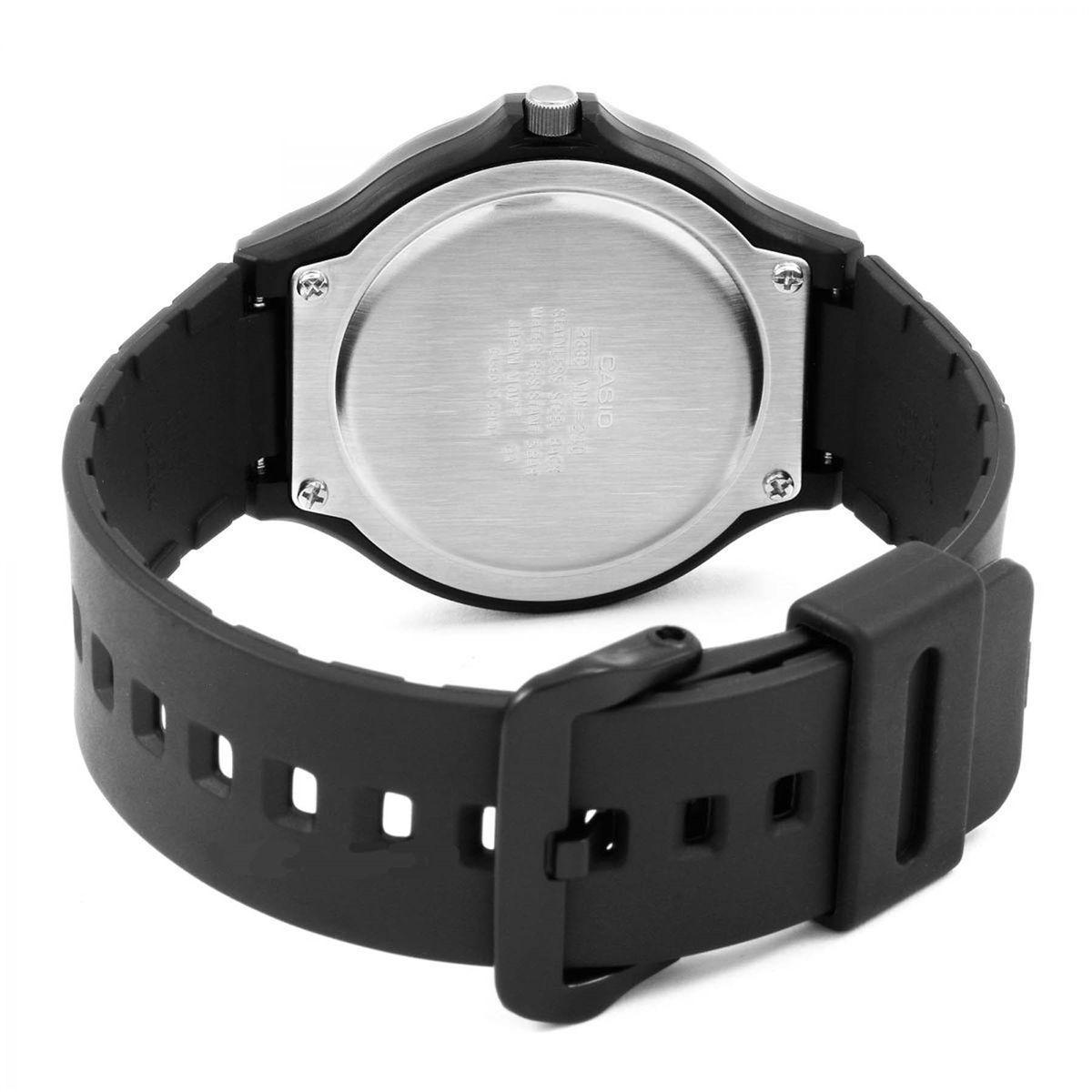 9a112b712ca Relógio Casio Analógico Masculino MW-240-3BVDF - Relógio Masculino ...