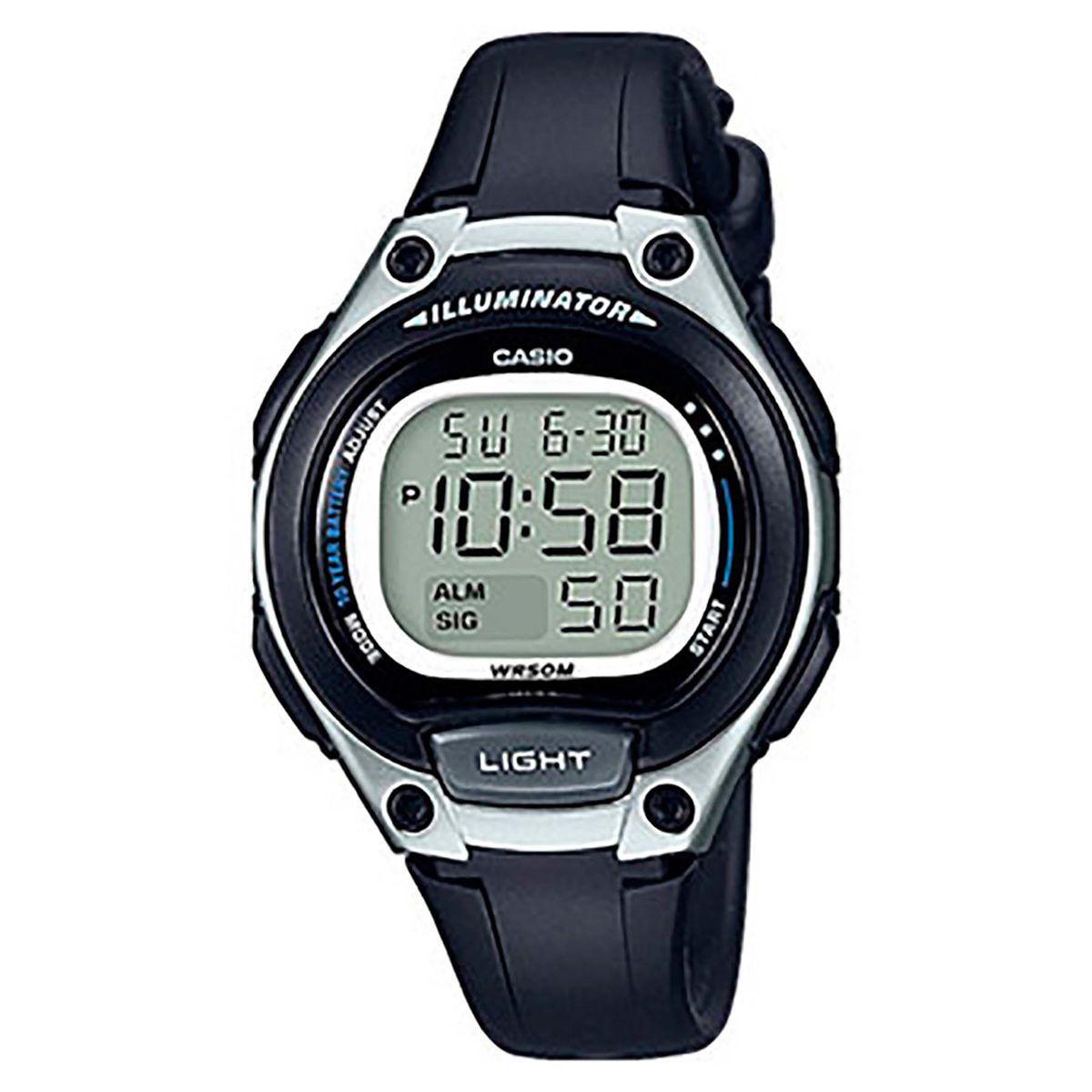 77ba73e3162 Relógio Casio Digital Feminino LW-203-1AVDF - Bateria de 10 anos Produto  não disponível