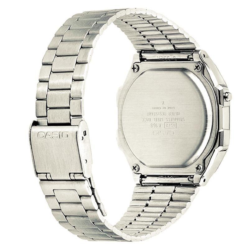 b0322e47ea8 Relógio Casio Digital Feminino Vintage - A168WA-1WDF Produto não disponível