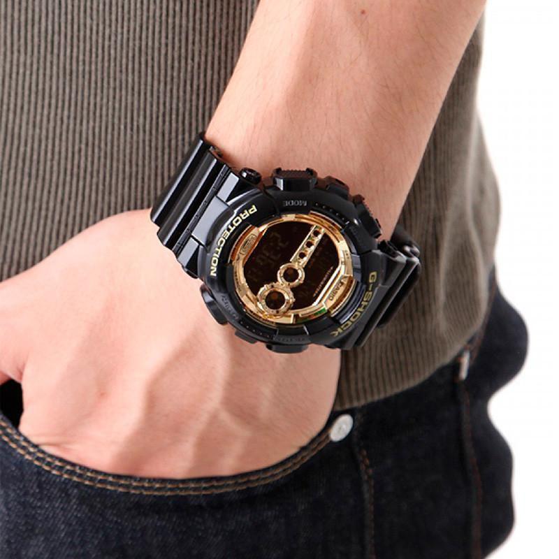 83fadc0dafe Relógio Casio Digital Masculino G-Shock - GD-100GB-1DR - Relógio ...