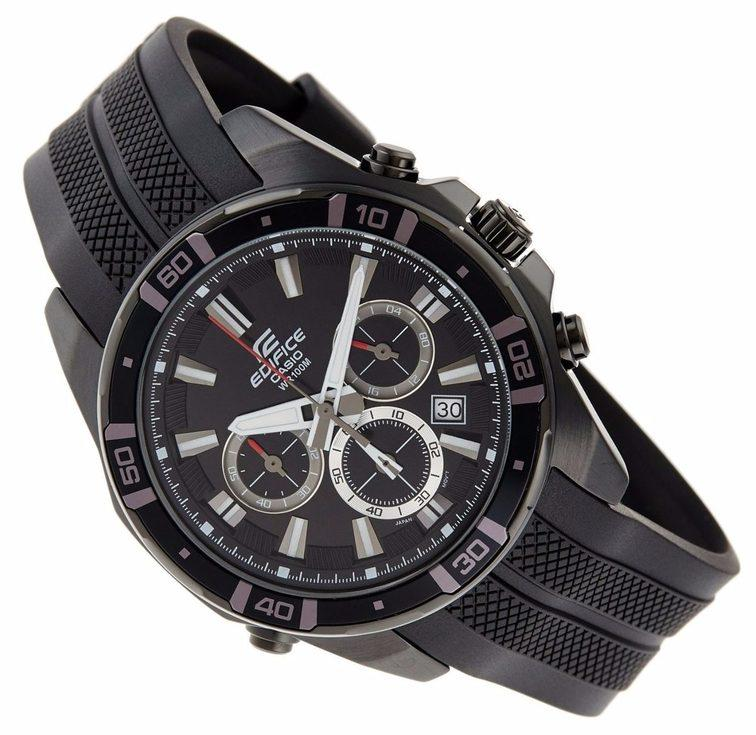 fb27011d978 Relógio Casio Edifice EFR-534ZPB-1AVUDF - Relógio Masculino ...