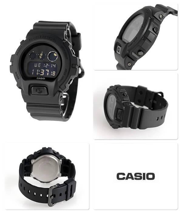 36953f83924 Relógio Casio G-Shock Masculino DW-6900BB-1DR - Relógio Masculino ...