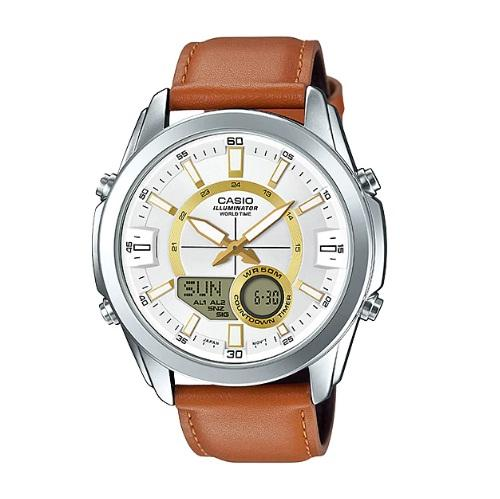 decccfcbafa Relógio Casio Masculino AMW-810L-5AVDF - Relógio Masculino ...