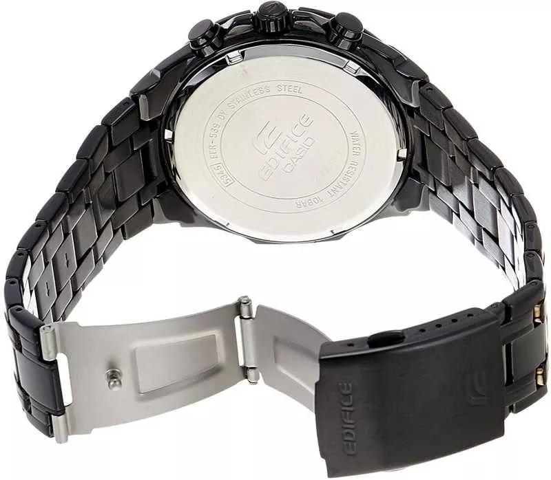 97da868e4ef4 Relógio Casio Masculino Edifice Ef539 Original Preto Azul - Relógio ...