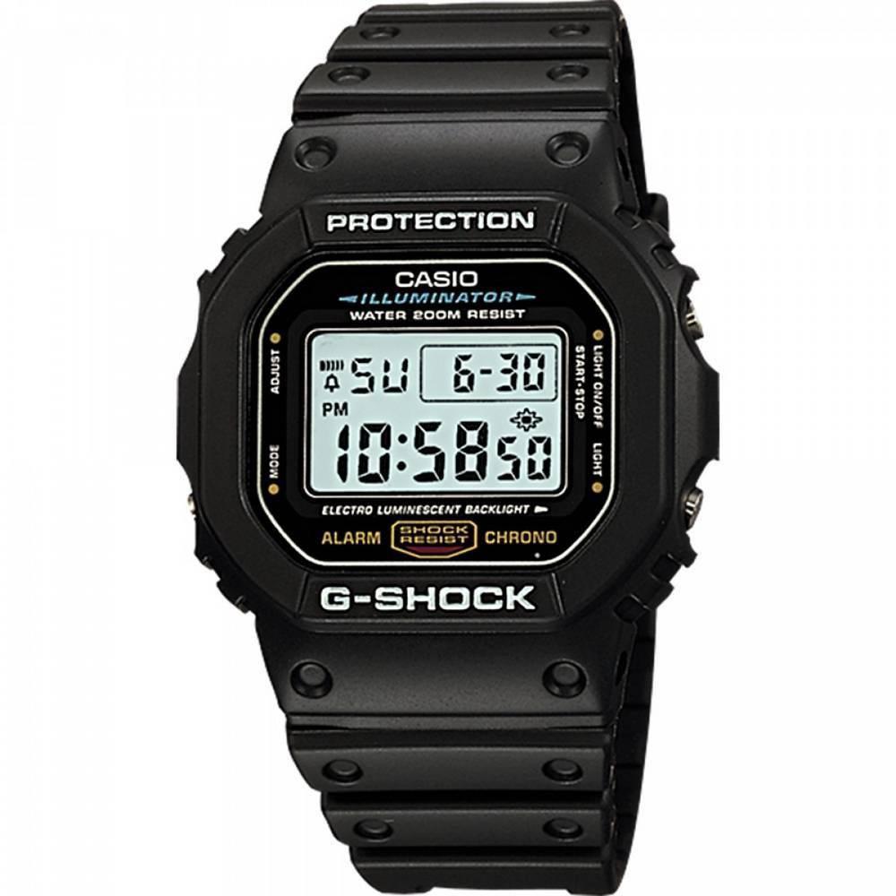 d3dcc6ef01e3 Relógio Casio Masculino G-Shock Digital DW5600E1VDFU - Relógio ...