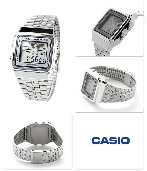 e9aa649fdd6 Relógio Casio Unissex Vintage A500WA-7DF - Relógio Masculino ...