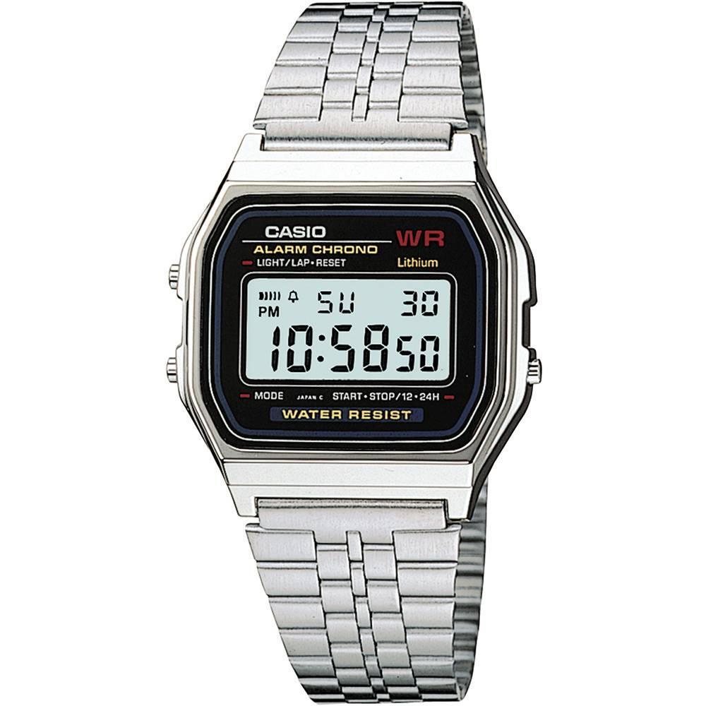 e65463bf26f Relógio Casio Vintage A159WA-N1DF - Relógio Masculino - Magazine Luiza