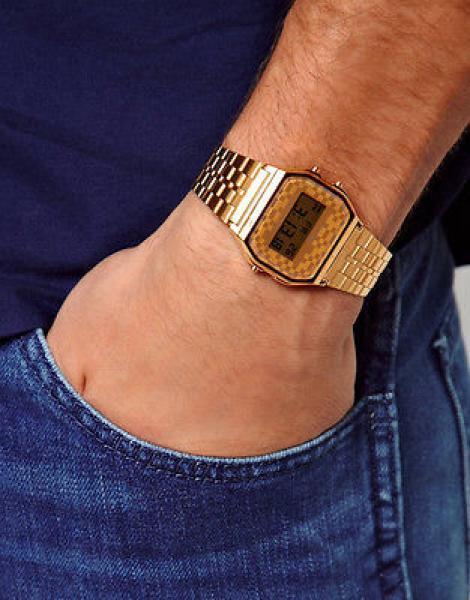 d349a39aeca Relogio Casio Vintage Unissex A159WGEA-9ADF - Relógio Masculino ...