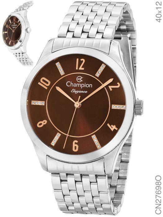 5d77ae35ad3 Relógio Champion Feminino Cn27698o - Relógio Feminino - Magazine Luiza