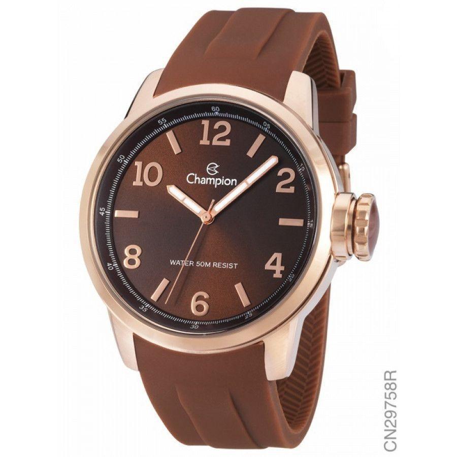 808a5e9961b Relógio Champion Feminino Cn29758r - Relógio Feminino - Magazine Luiza