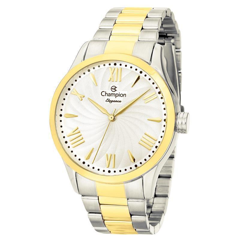 921ed816eee Relógio Champion Feminino Elegance - CN27796B - Magnum group Produto não  disponível