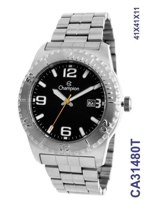 61b821f09e1 Relógio Champion Masculino Analógico CA31480T - Relógio Masculino ...