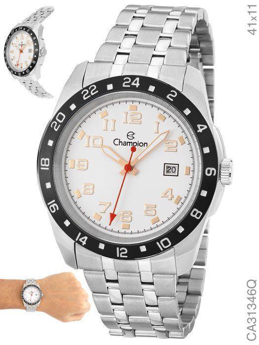 677153481fe Relogio Champion Masculino CA31346Q - Relógio Masculino - Magazine Luiza