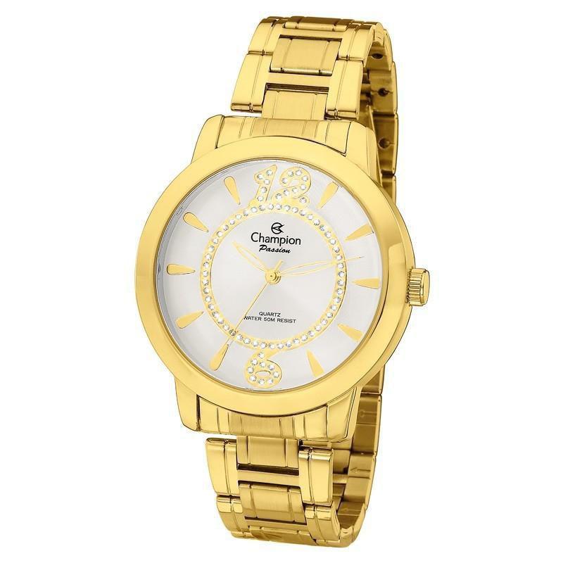 71e198a184c Relógio Champion Passion Feminino - CH24259H - Magnum group R  195