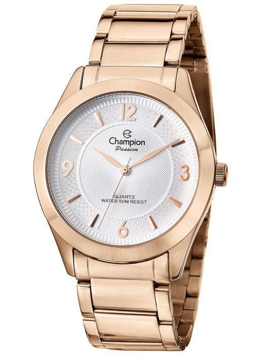 8aa58ce569f3d Relógio Champion Passion Feminino Rose Gold CN28866Z R  299,00 à vista.  Adicionar à sacola